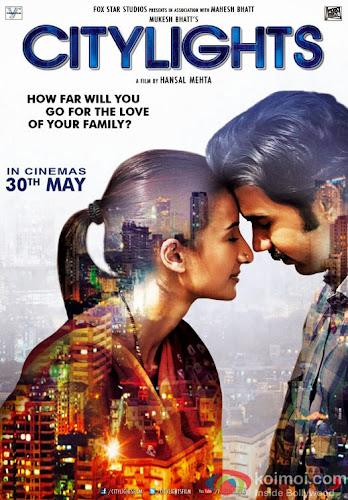 Citylights (2014) Movie Poster