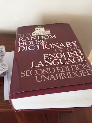 Random House Dictionary of English Language