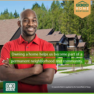 Coop bank good home mortgage loans in kenya