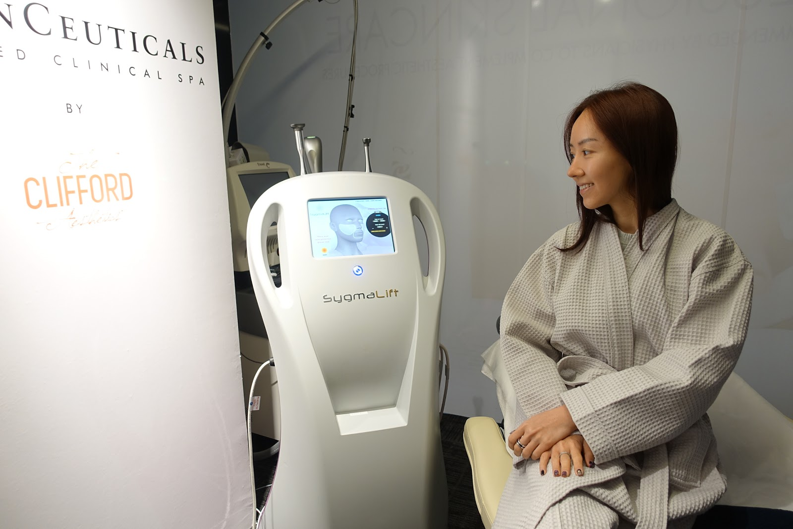 Review of HIFU Sygmalift Treatment at The Clifford Clinic on