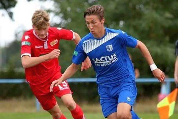 Fußball: Darko Churlinov vor ersten Einsatz für 1.FC Köln U19