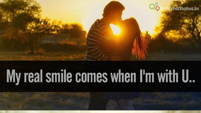 Top Love Romantic Whatsapp Status Hindi/English Images