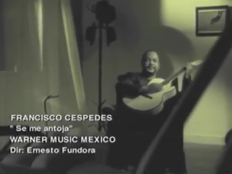 Francisco Céspedes - ¨Se me antoja¨ - Videoclip - Dirección: Ernesto Fundora. Portal Del Vídeo Clip Cubano - 01