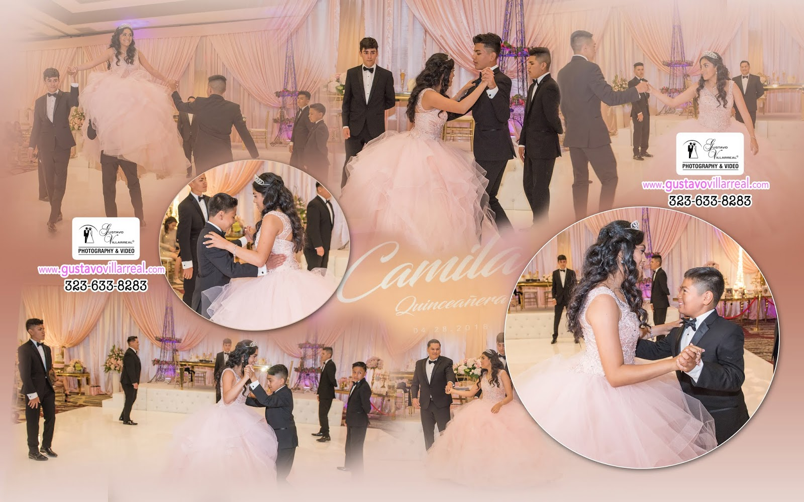 Ceci Julio Wedding Reception Photography Video At The Odyssey