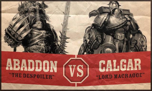 Abaddon versus Calgar