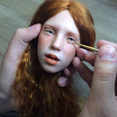 muñecas hiperrealista