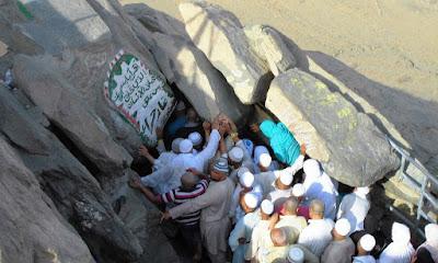 Gua Hira Tempat Wisata Saat Umroh dan Haji