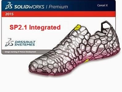 SolidWorks 2015 SP2 1 Full Multilanguage Integrated x64