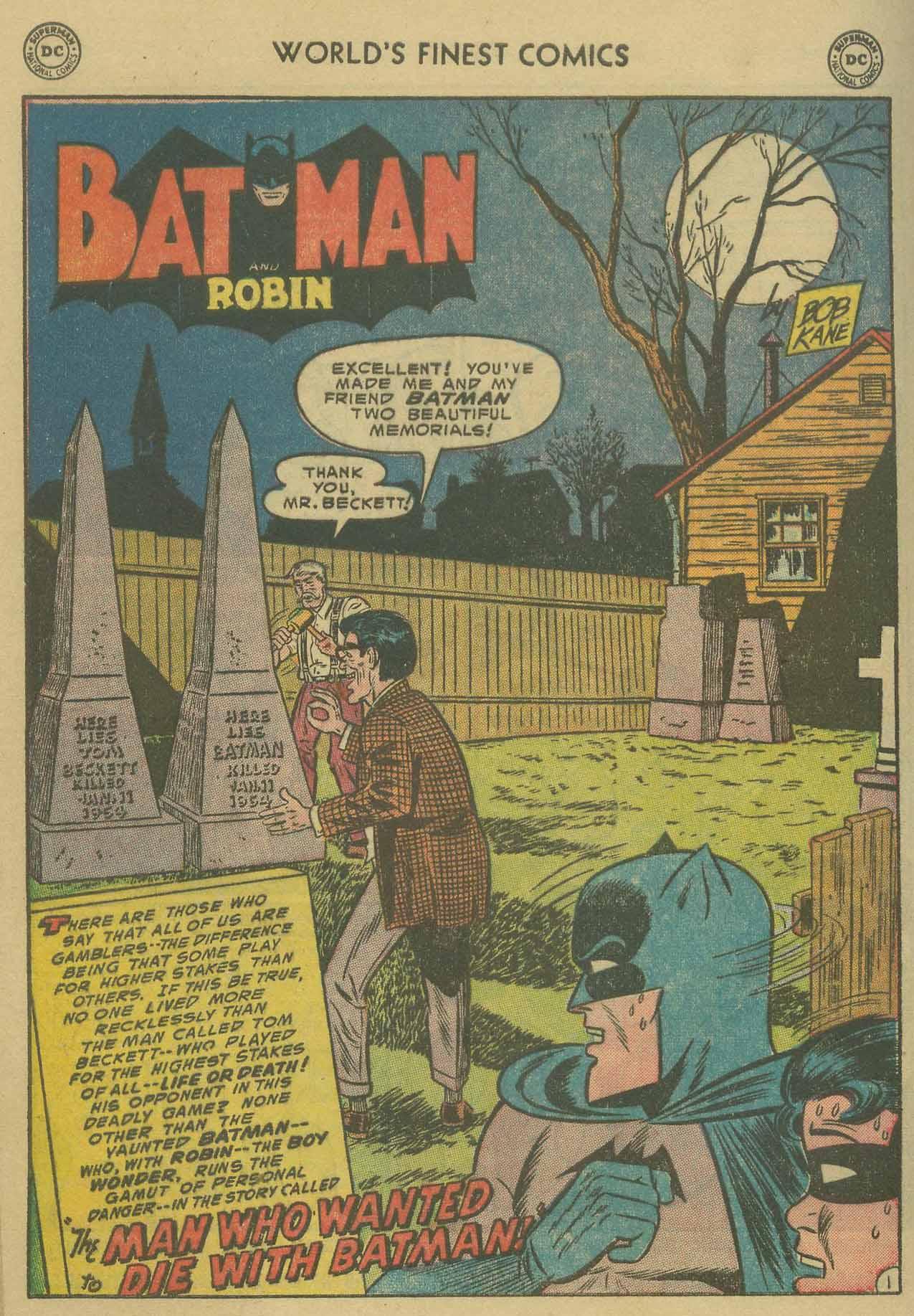 Read online World's Finest Comics comic -  Issue #69 - 54
