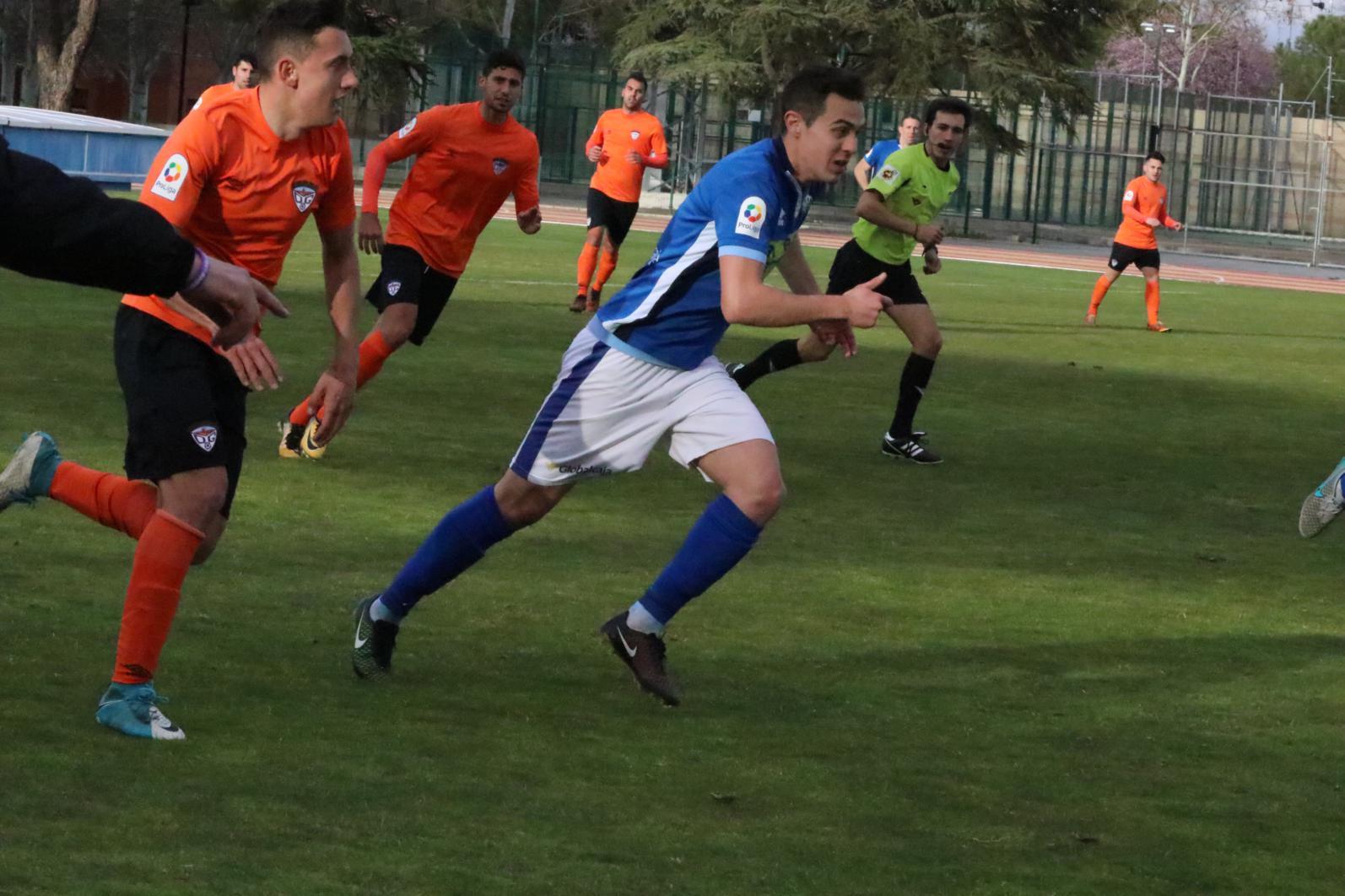 Pascu hizo el gol del empate (Foto Juan Gallardo)