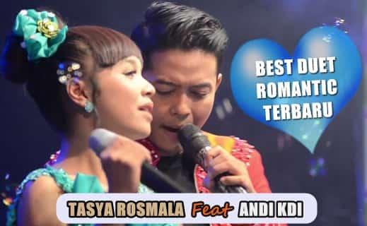 download kumpulan lagu duet koplo Tasya & Andi KDI terbaru