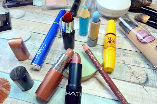 wyzwanie makijażowe