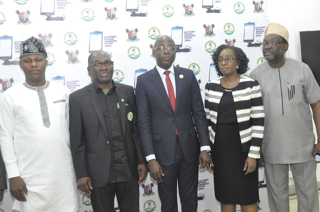 LIRS introduces E-Payment for remittance of consumption fee  ...urges consumers to demand ERA system receipts
