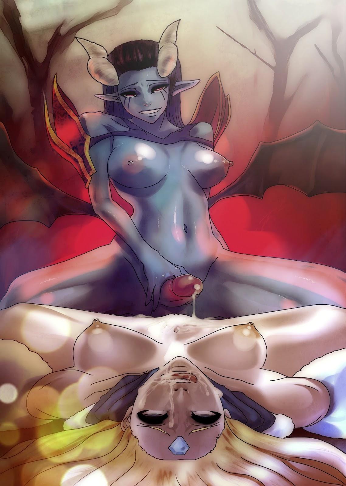 Dota 2 hentai sex video hentia images
