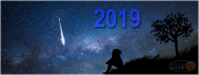 maiores eventos da astronomia de 2019