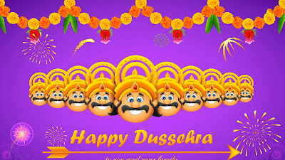 Happy Dussehra 2017 HD Picture