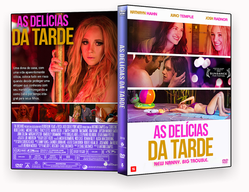 DVD-R As Delicias da Tarde 2018 – AUTORADO