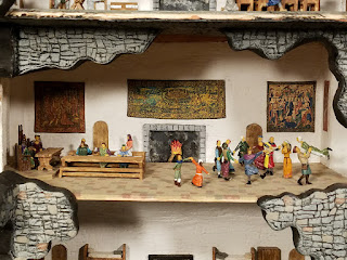 Bunratty-Castle-Diorama-Great-Hall