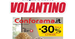 best service b057f 64036 CONFORAMA MELILLI volantino - VolantinoPromo