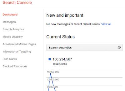 Google Search Console Property Sets Enhances