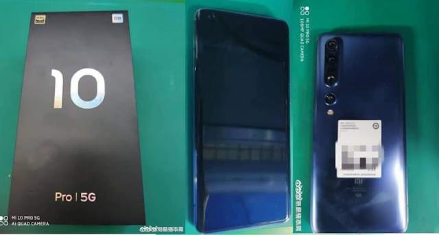 Xiaomi Mi 10 Serisi Tüm Özellikleri ve Tanıtım Posterleri Sızdırıldı!