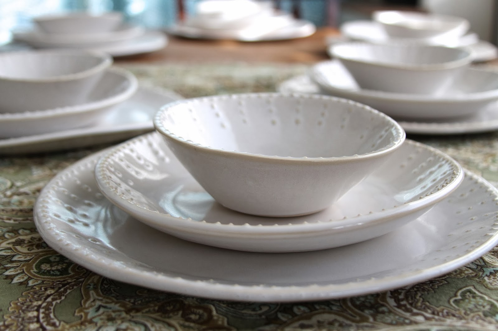 Back Bay Pottery: French Country Handmade Dinnerware by ...