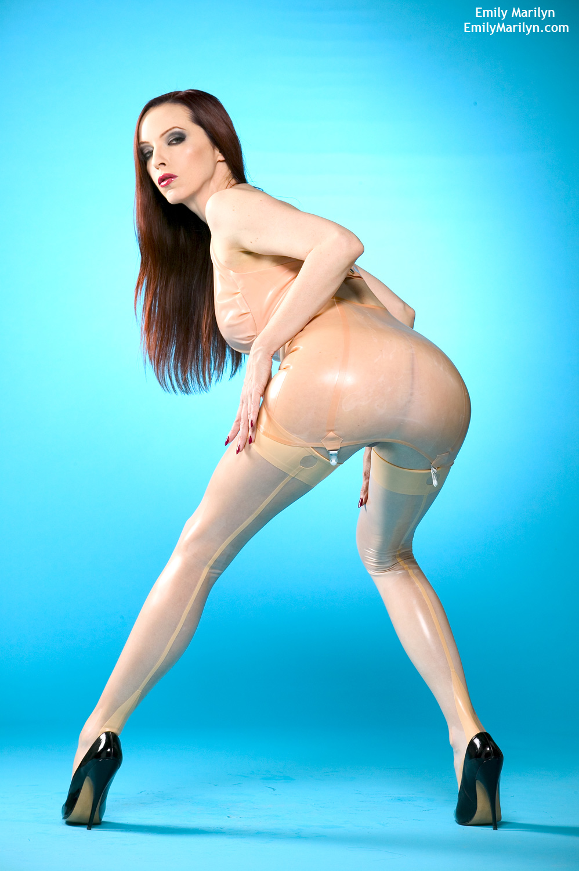 Latex Naked 28