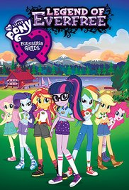 My Little Pony: Equestria Girls – Legend of Everfree (2016)