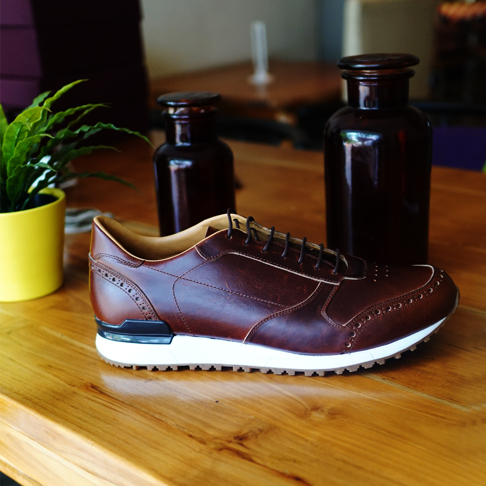 INDONESIA LOCAL BRAND ZEVIN SHOES