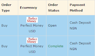How I Fund My PerfectMoney Account In Nigeria