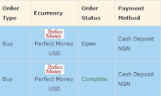 How I Fund My PerfectMoney Account In Nigeria