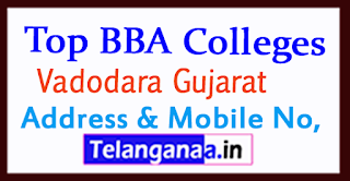 Top BBA Colleges in Vadodara Gujarat