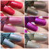 Swatches: Coleção Jewels on Your Nails - Penélope Luz