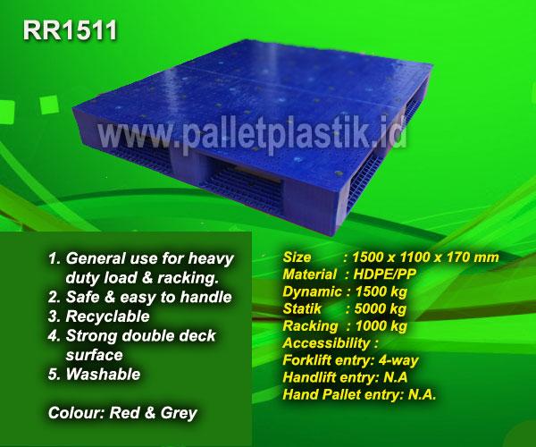 jual pallet plastik heavy duty