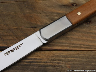 Tonife HKT3103 Gent-H a decent bird & trout knife