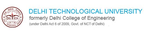 Delhi Technology University Recruitment 2019