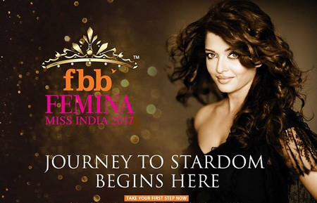Femina Miss India 2017  Auditions