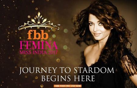 Femina Miss India 2017  Auditions