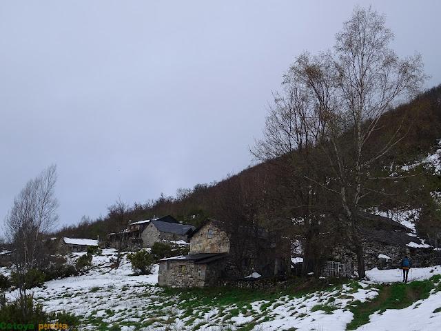 Cabañas en la Braña de Susañe
