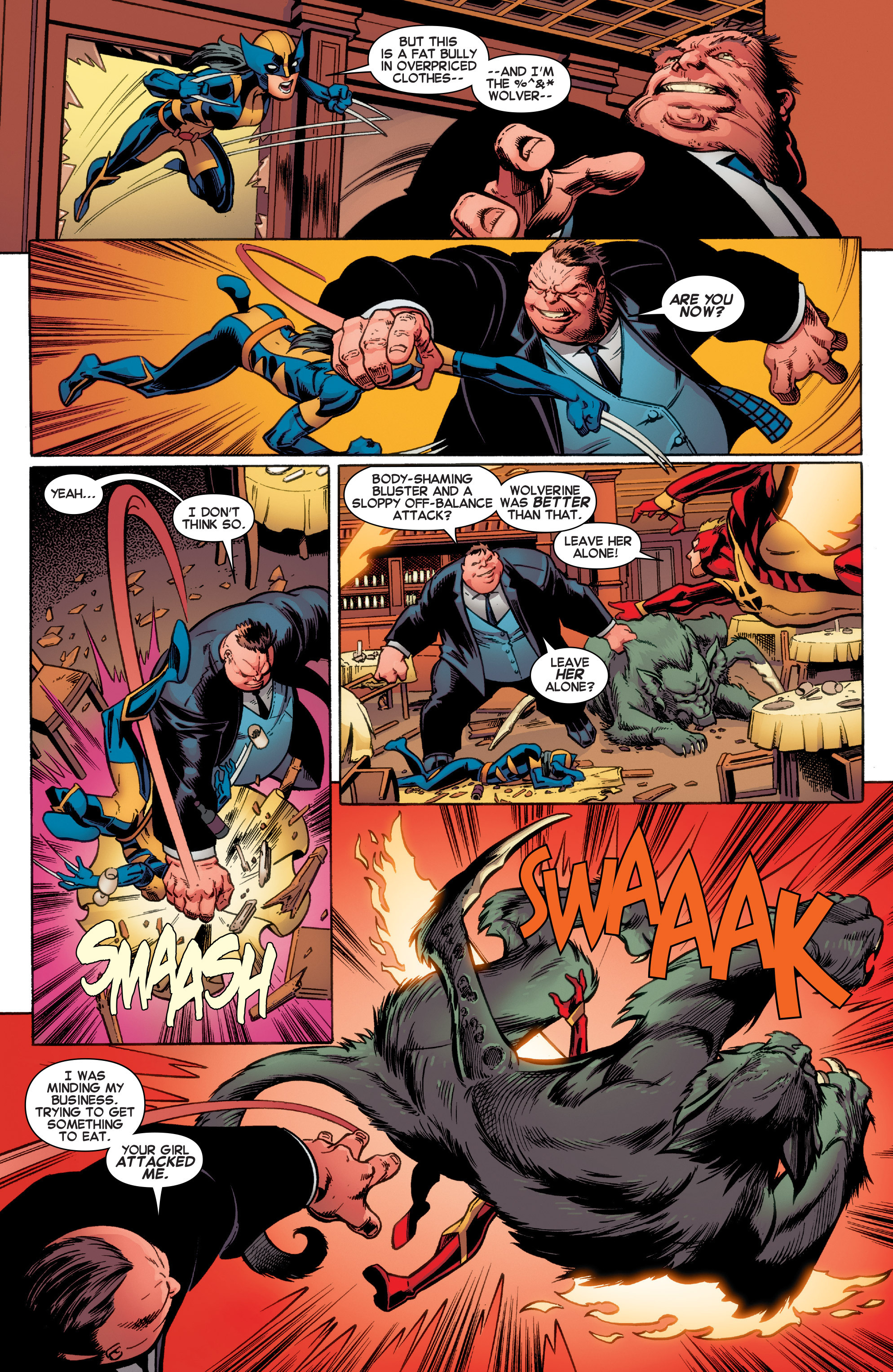 Read online All-New X-Men (2016) comic -  Issue #4 - 20