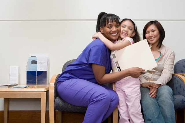 Top 5 Reasons to Hug a Nurse this Nurses Week