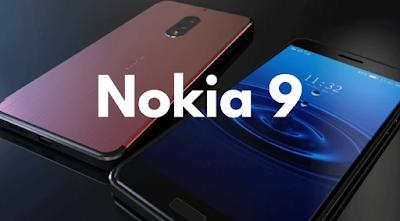 smartphone nokia 9
