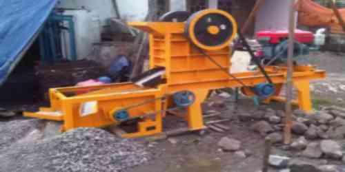 mesin stone crusher ukuran mini