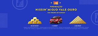 "Promoção ""Nissin Miojo Vale Ouro"""