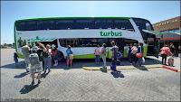 Autobus Turbus Chili Chile