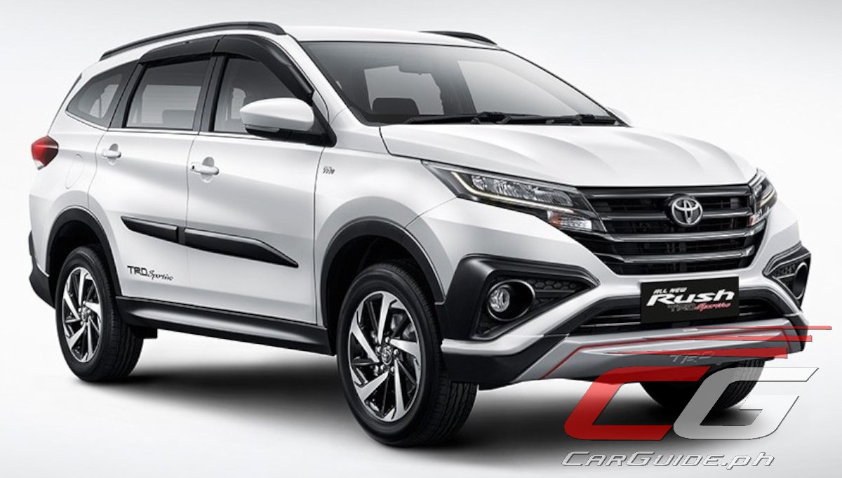 Grand New Avanza Vs All Rush Oli Mesin Veloz Toyota Motor Philippines Confirms Is Coming Philippine Car Teased To The Motoring Media At An Event Highlighting Japanese Carmaker S 16th Consecutive Triple Crown
