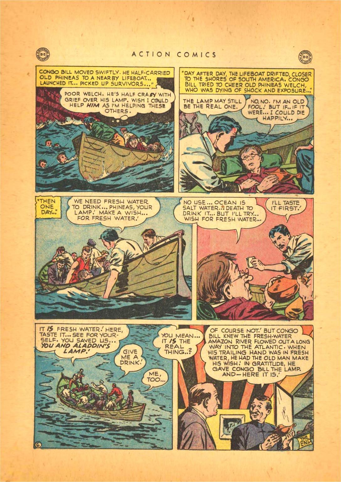 Action Comics (1938) 130 Page 20