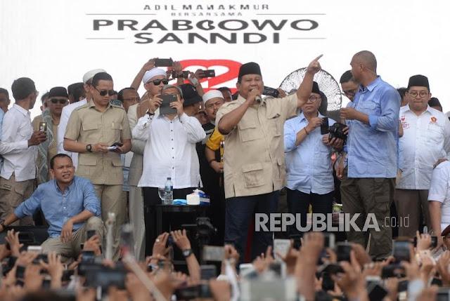 Aher: Prabowo-Sandi Harus Menang 85 Persen di Jabar