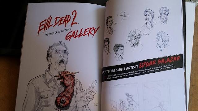Evil Dead 2 #1 (Weird Comics)