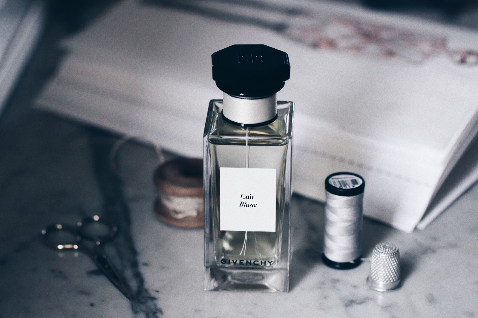 givenchy l'atelier cuir blanc avis test critique